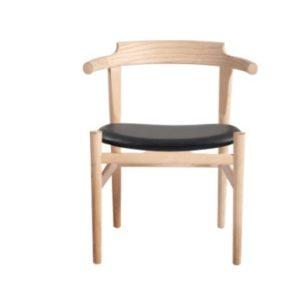 כיסא אורח/כיסא פינת אוכל מרופד 0405