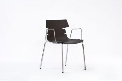 כסא אורח מעוצב 575757