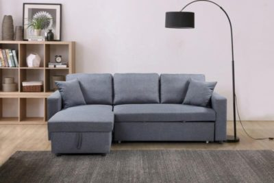 ספה נפתחת למיטה דגם 1254