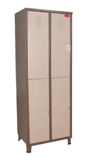 דגם ארון הלבשה 4 תאים