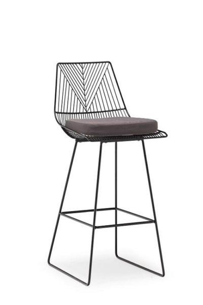 כיסא בר בעיצוב חדשני דגם2233