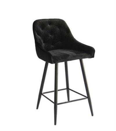 כסא בר קטיפה