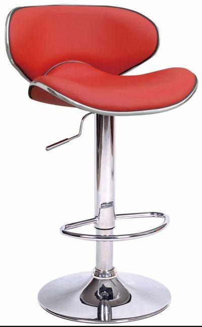 כיסא בר בוכנה 00126