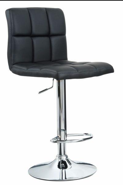 כיסא בר בוכנה 00124