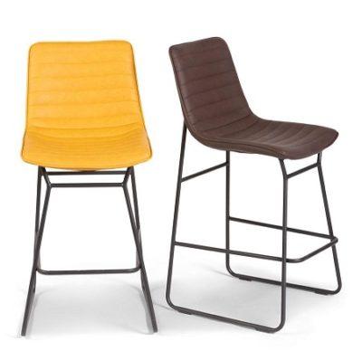 כסא בר מרופד איטי 11068