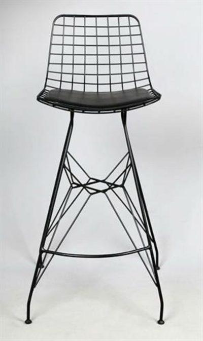 כסא בר מתכת 11064