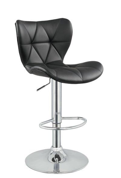 כיסא בר מתכוונן בעיצוב מרהיב דגם 8848