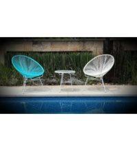כיסא גינה מעוצב 215