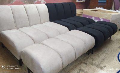 כורסא והדום דגם 89889