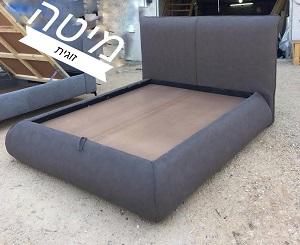 מיטה זוגית בעיצוב חדשני דגם 2222