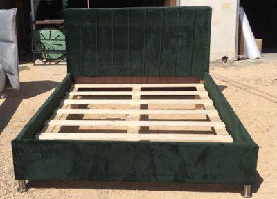 מיטה זוגית בעיצוב מיוחד דגם1010