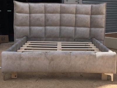 מיטה זוגית מעוצבת בעיצוב חדשני דגם 5555