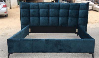 מיטה זוגית מעוצבת בעיצוב חדשני דגם 9999