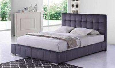 מיטה זוגית מעוצבת דגם 4444