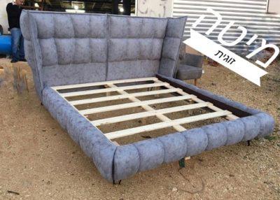 מיטה זוגית מעוצבת דגם 5555