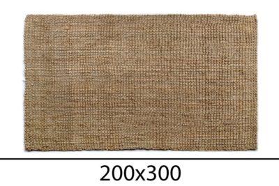 שטיח חבל 300*200 9841328
