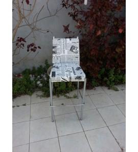דגם כיסא בר דנדוש