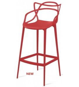 כיסא בר פלסטיק רטו
