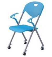 דגם כיסא רב שימושי על גלגלים מתקפל