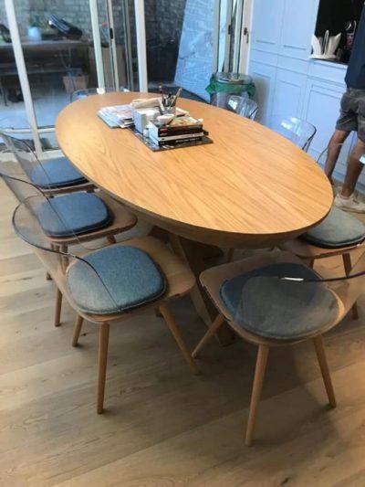 דגם שולחן לפינת אוכל גודי נפתח 12587