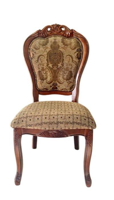 כיסא לפינת אוכל דגם מלוכתי 308
