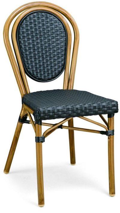 כיסא לפינת אוכל מתאים לגינה ולחצר דגם 7747