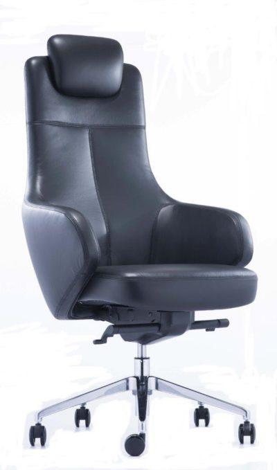 כיסא מנהלים מעור דגם 848