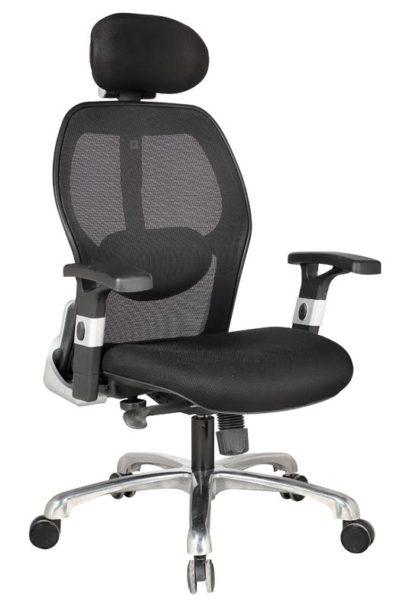 כסא מנהל מרשת 22465