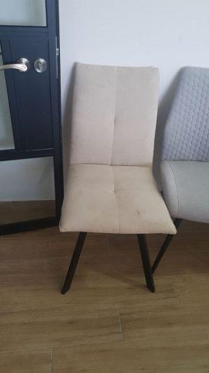 כיסא מרופד 2668