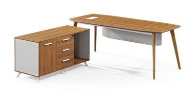 שולחן משרדי כולל שלוחה דגם 90044