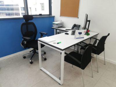 שולחן משרדי +שלוחה חלון דגם 5558969