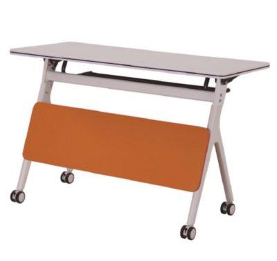 שולחן תלמיד/משרד להתאמה לפי בחירה מתקפל ונוח לניוד דגם 0773