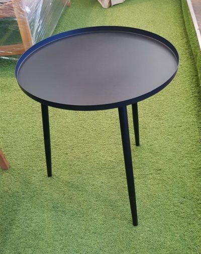 """שולחן עגול 50 ס""""מ דגם 7746"""