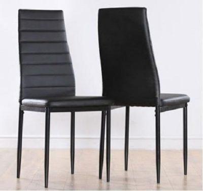 כיסא פינת אוכל מרופד דגם 3000323