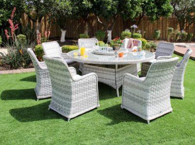 סט שולחן לגינה מראטן דגם 66545
