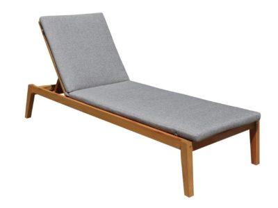מיטת שיזוף עשויה עץ דגם 77747