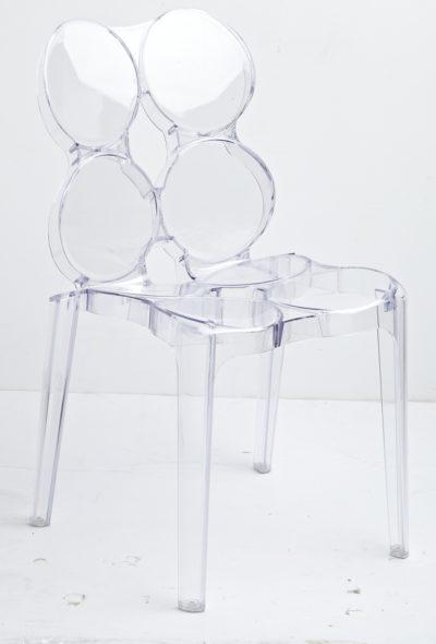 כסא שקוף פינת אוכל 2017