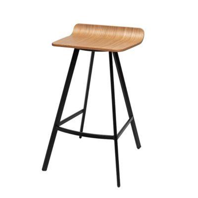 כיסא בר עץ 36251