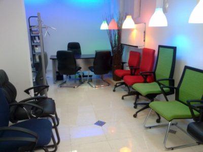 דגם כסא עבודה אורטופדי ליסה