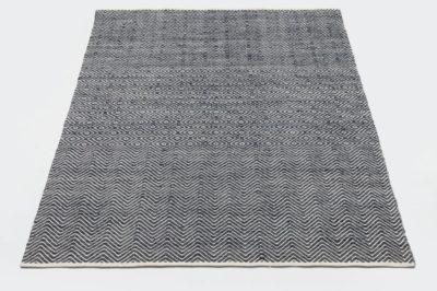 שטיח לסלון טורנה כחול בהיר מעויין 200X300 צמר