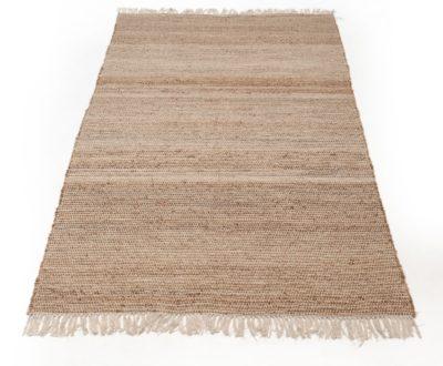שטיח לסלון  שנדר 200X300 כותנה 30%, 70% חבל