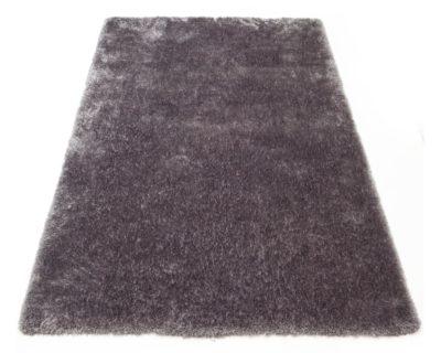 שטיח לסלון ג'נב אפור כהה 200X300 פוליאסטר