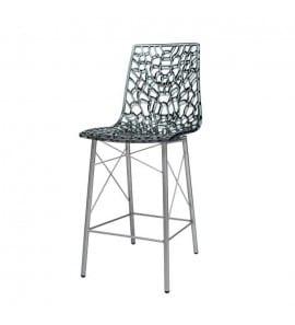 כסא בר רגל איקסים 223433